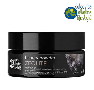 beauty powder ZEOLITE 60g