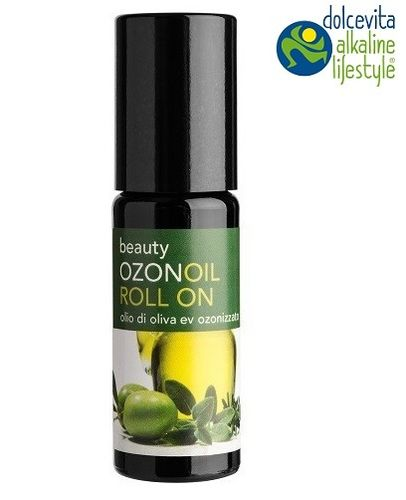 beauty OZONOIL ROLL ON ozonisiertes Olivenöl nativ - 10 ml