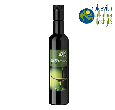 EV unfiltered olive oil extracted cold - 500ml