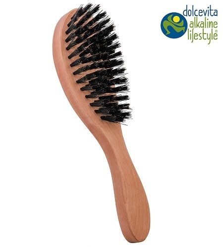Natural detox HAIR BRUSH