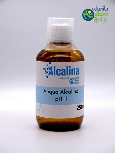 Acqua Alcalina pH11 250 ml