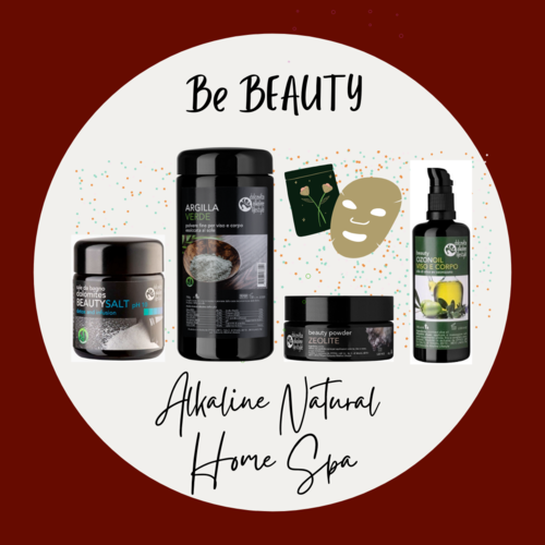 BE BEAUTY - Alkaline Natural Home Spa treatments