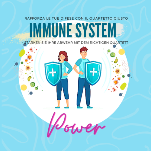 Immune System Power - Strengthen your immune system!